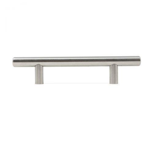 handtag 87mm cc rostfritt mattborstad nickel matt nickel borstad metall för nytt kök modernt