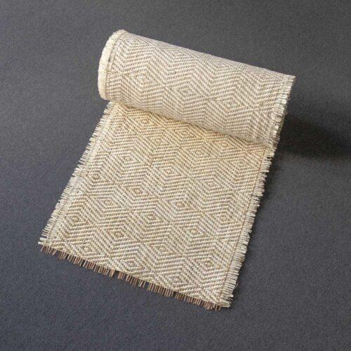 rotting med mönster orientalisk tät 60cm äkta